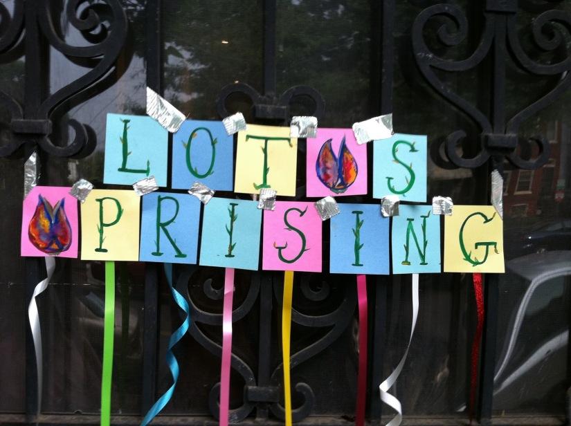 Lotus Uprising