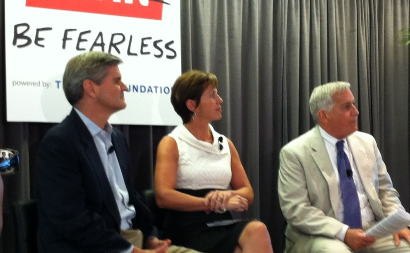 "New Case Foundation Report: ""To Be Fearless"""